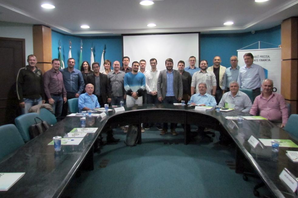 <p>O presidente da ACIP, Levi Cezar Todon, participou na última quinta-feira, dia 27, da 3ª reunião ordinária da Cacinor. O encontro, que reuniu os presidentes das...