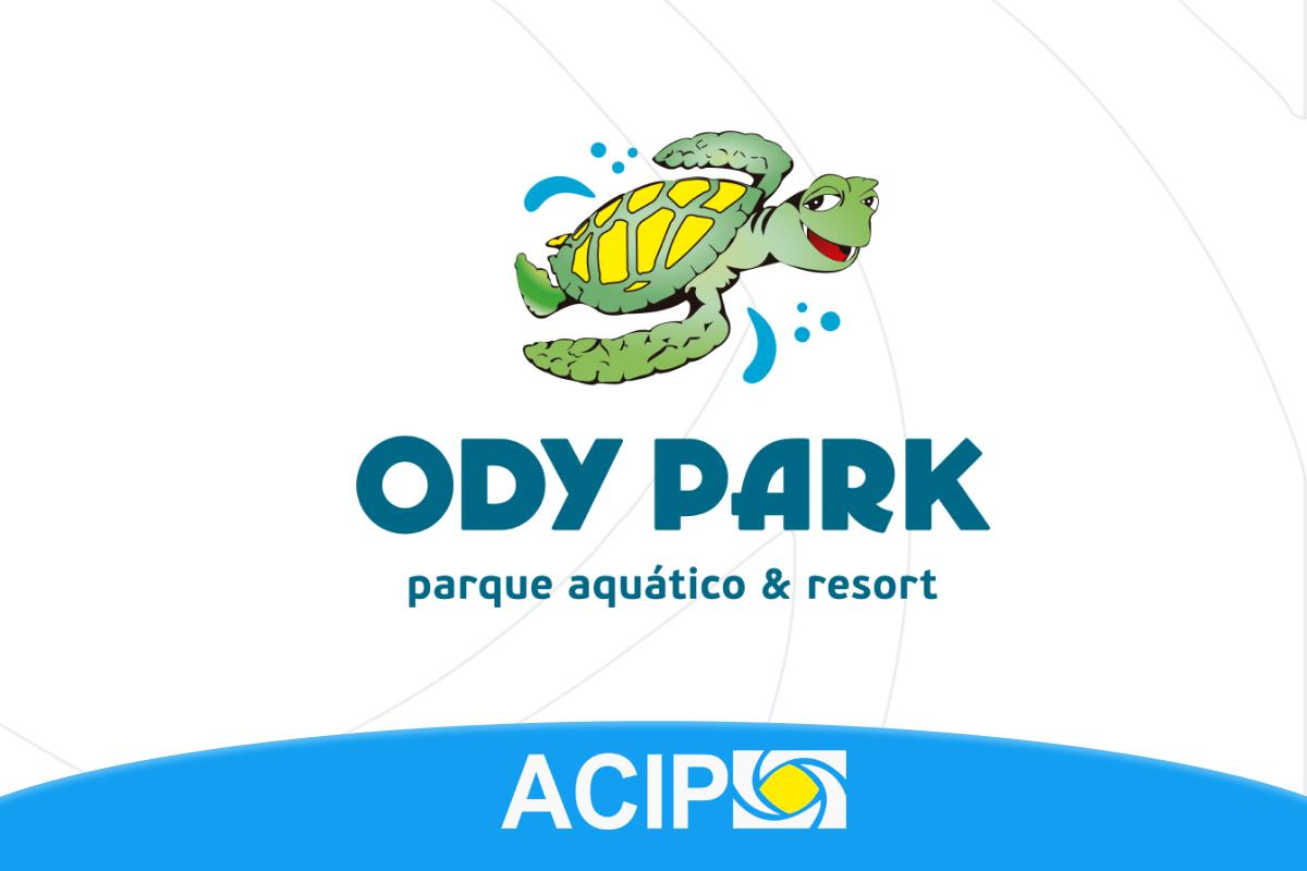 <p>A ACIP continua ampliando os benefícios oferecidos aos seus associados. Neste mês de setembro a entidade firmou com o Ody Park, um dos maiores parques aquáticos e complexo...