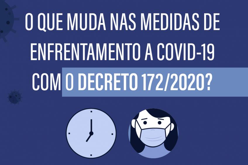 <p>A prefeitura de Paiçandu publicou, no último dia 24, o decreto 172/2020 que alterou o horário de funcionamento de alguns estabelecimentos. Agora supermercados, mercados,...